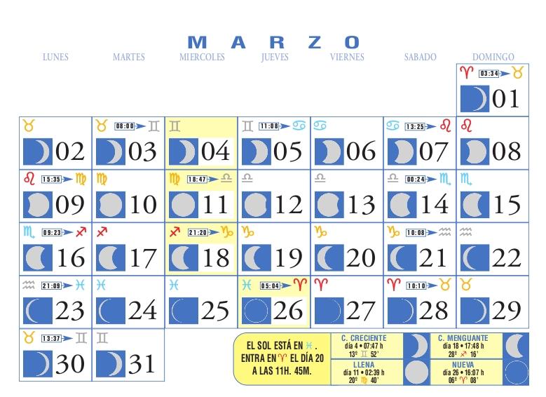 Calendario Lunare Marzo.Calendario Marzo 2009 Watershowspeakers
